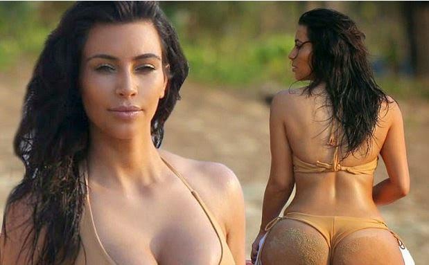 Aqui 18 Latinas que tienen mejor trasero que Kim Kardashian