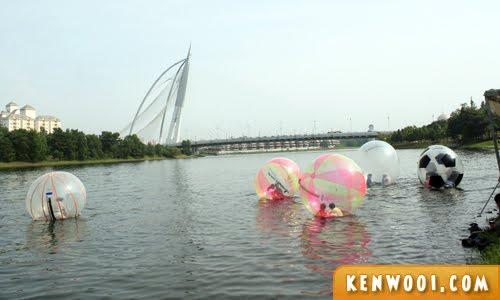 putrajaya waterball