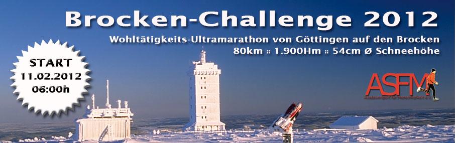 Brocken Challenge 2012