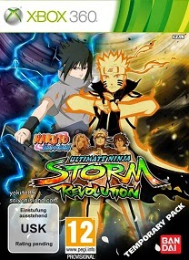 Naruto Shippuden Ultimate Ninja Storm Revolution PAL XBOX360-COMPLEX