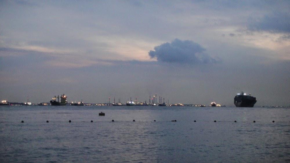 Biển Singapore