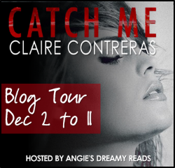 Catch Me Blog Tour