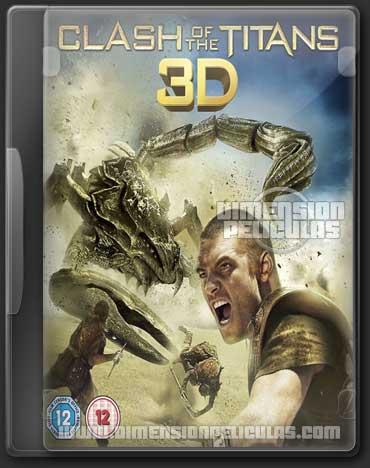 Furia de Titanes (BRRip 3D FULL HD Inglés Subitulada)