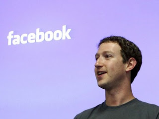 Mark Zuckerberg se sumó a la protesta digital