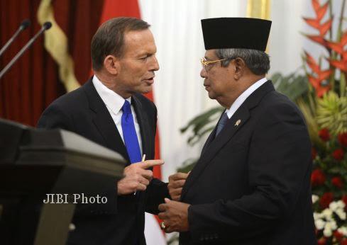 Presiden syaratkan kode etik hubungan Indonesia-Australia