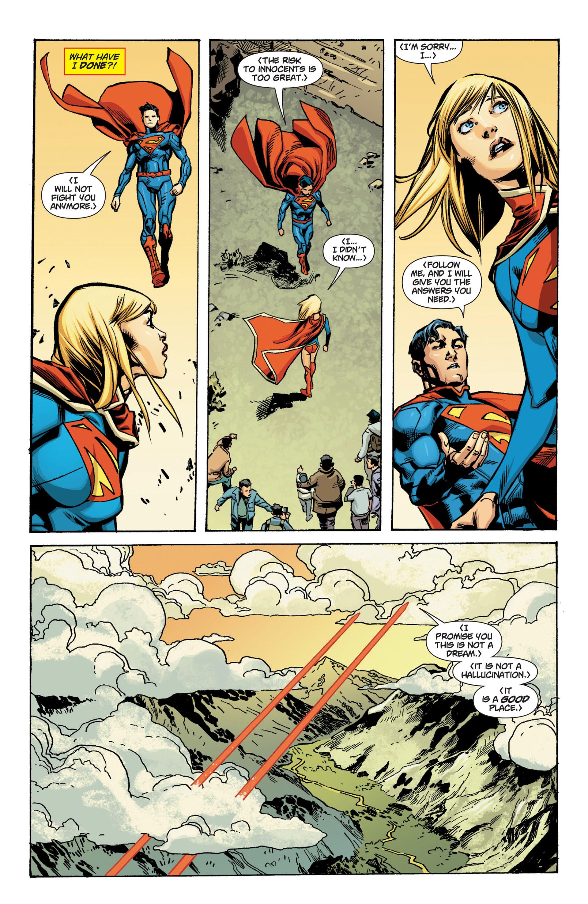 Supergirl (2011) Issue #2 #4 - English 19