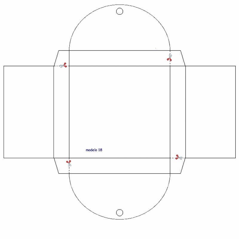 Moldes gratis de cajas de carton corrugado - Imagui
