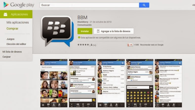 BBM reaches 10 million downloads in its first day