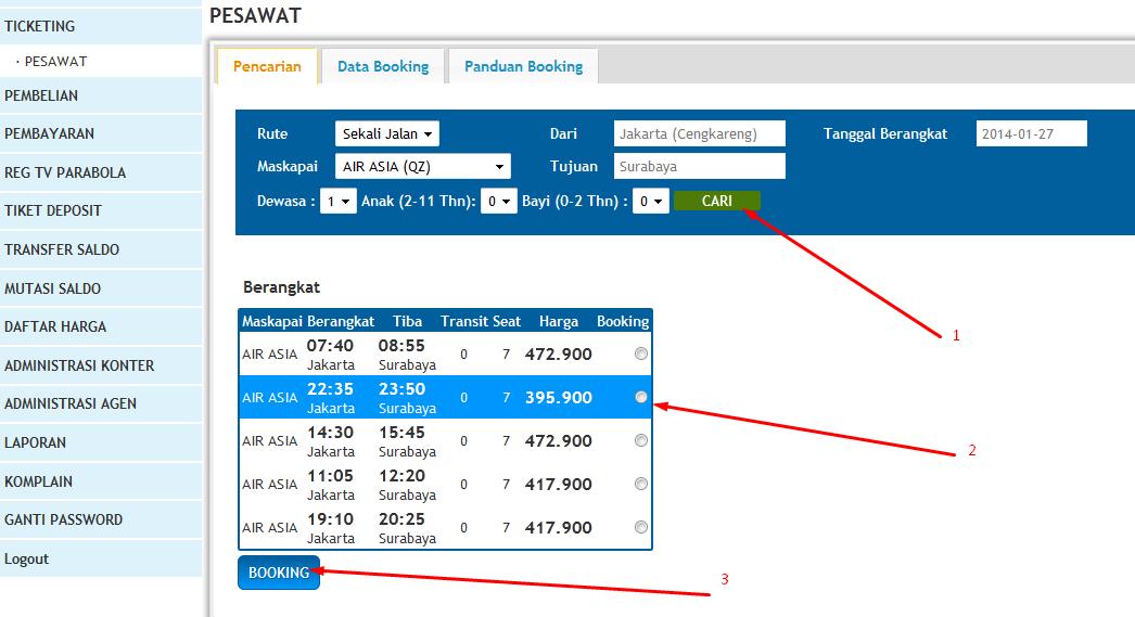 Cara Booking Tiket Pesawat Termurah Chip Sakti Pulsa Payment PPOB