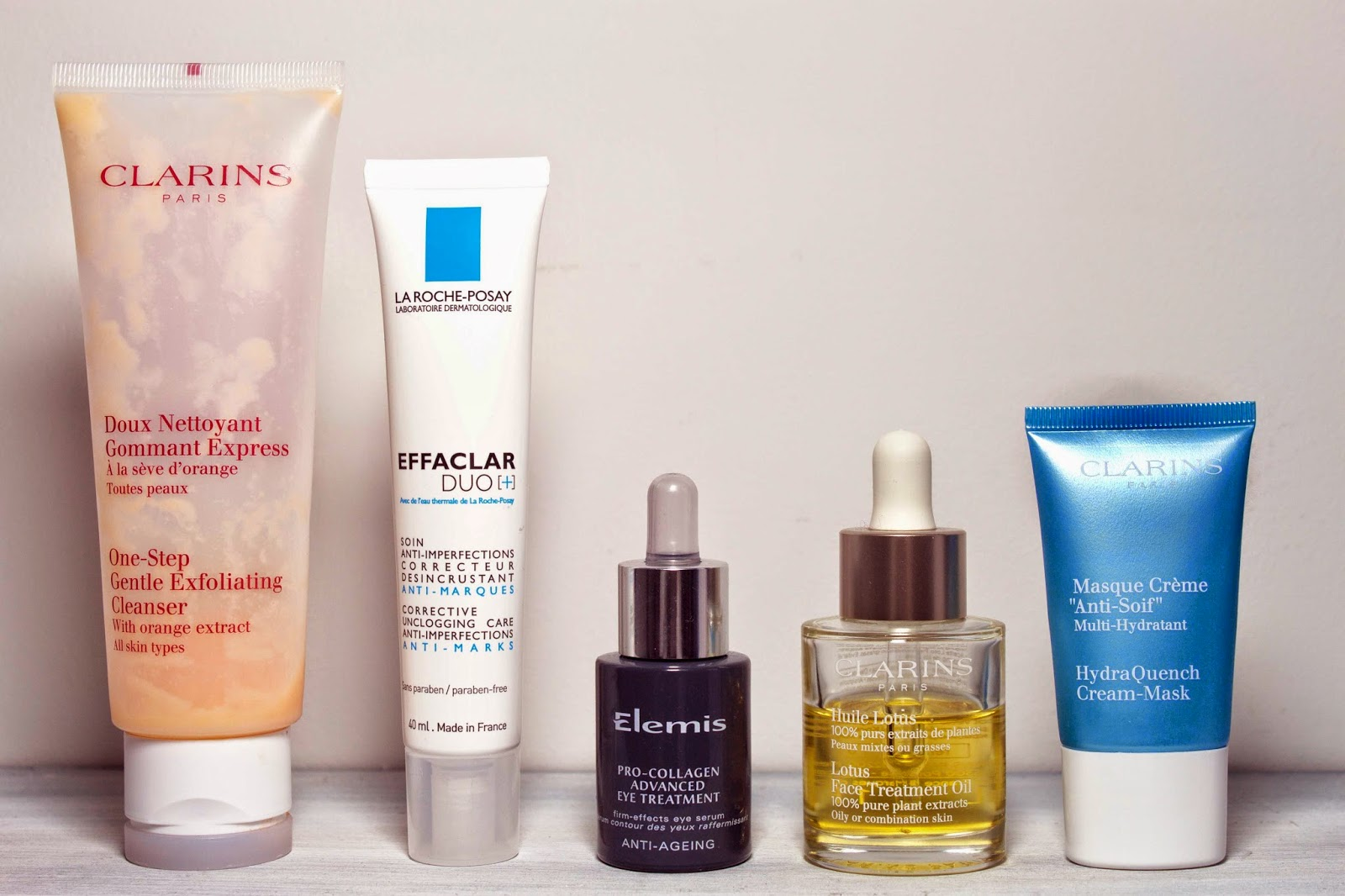 BEAUTY : DAILY SKINCARE ROUTINE