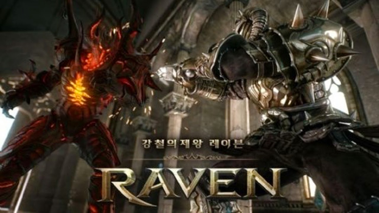 Raven with NAVER Gameplay IOS / Android