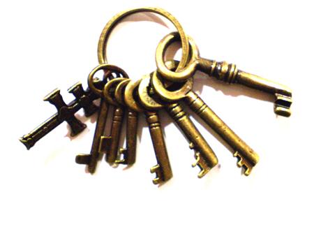 Las llaves abrecaminos mi rinc n m gico - La llave del hogar ...