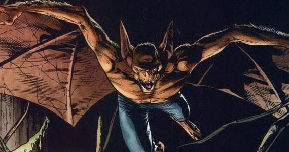 Batman: Arkham Knight Man-Bat air fight boss level