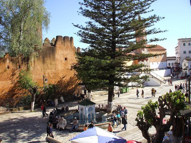 Plaza Uta el-Hamman