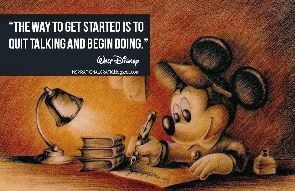 5 Best Walt Disney Quotes