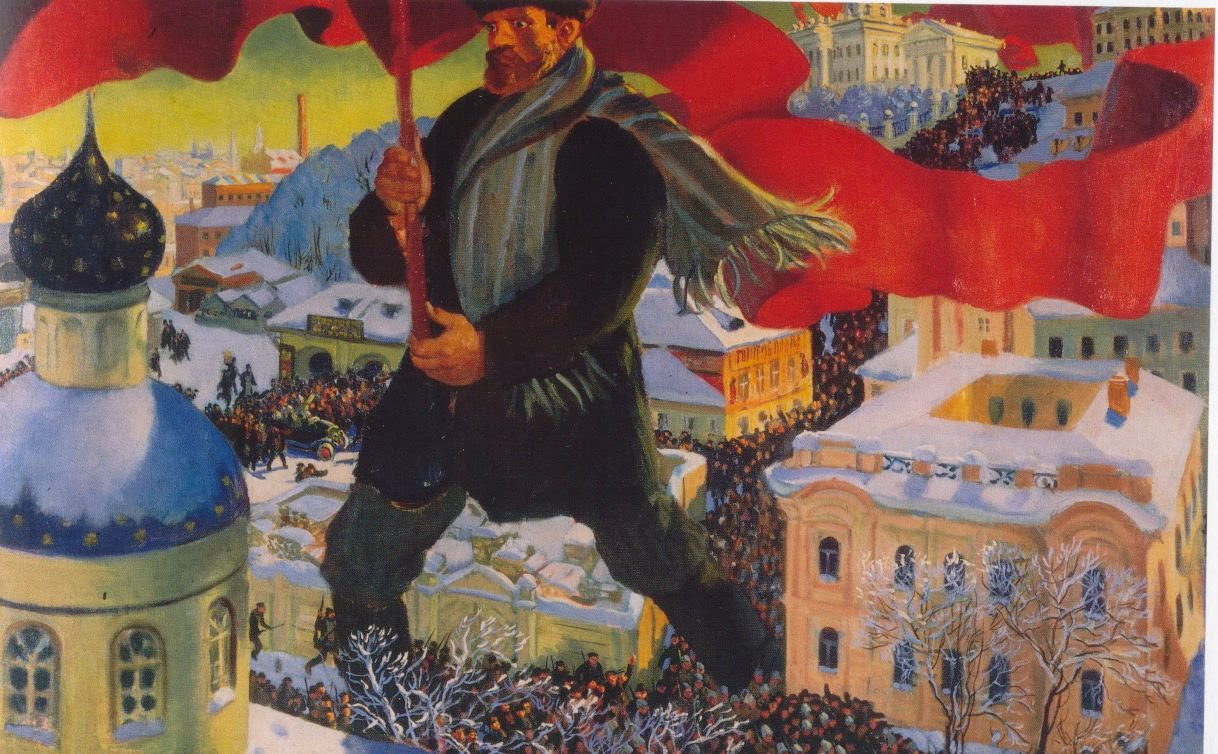 bolshevik revolution The international media will embrace all things bolshevik this autumn as the world marks the centenary of the russian revolution audiences can expect everything from gushing feature articles.