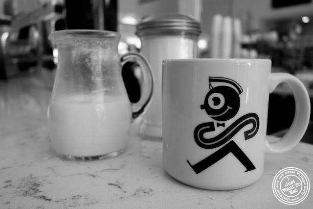 image of Coffee at Schnackenberg's in Hoboken, NJ