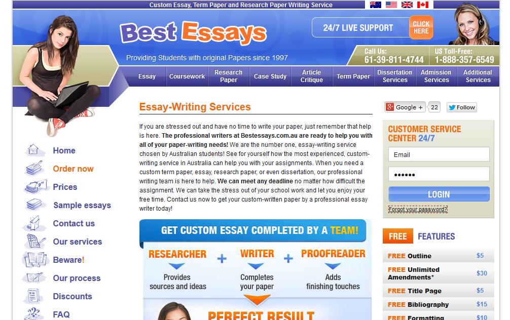 top essay writing org reviews