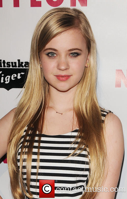 beautiful teen Sierra McCormick