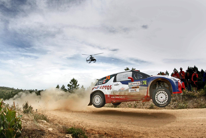 Rally Italia - WRC2 2013 - Citröen