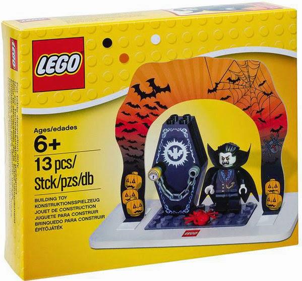 Đồ chơi LEGO Bá Tước Dracula