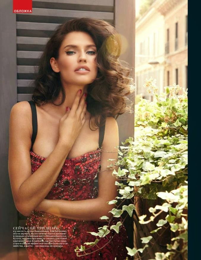 Bianca Balti – GQ Russia Magazine (August 2014)