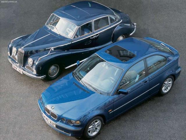 BMW 502 V8 (1954)