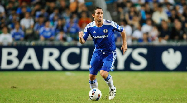 Lampard Dalam Daftar Belanja Galaxy
