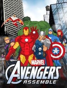 avengers assemble Download Avante, Vingadores   1ª e 2ª Temporada Dublado MKV 1080p