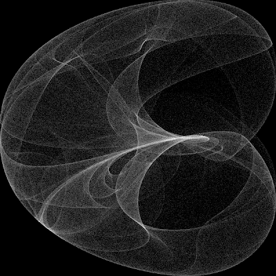 Just for fun: attractors in R