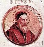 St. Pope Pius V