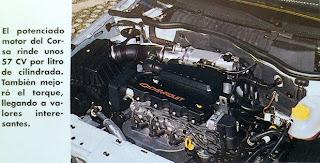 motor chevrolet corsa gls 1.8