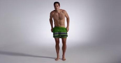 100 Years of Men's Swimwear History