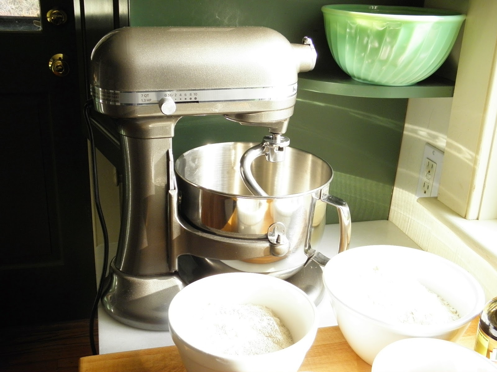 good things by david kitchenaid繧箘 pro line繧箘 series 7 qt mixer