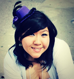 Picture of Josie Chung, student blogger