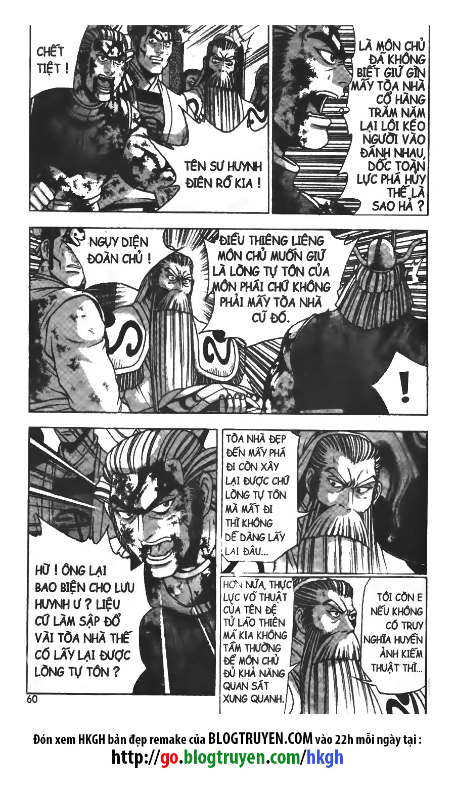 Hiệp Khách Giang Hồ chap 217 page 5 - IZTruyenTranh.com
