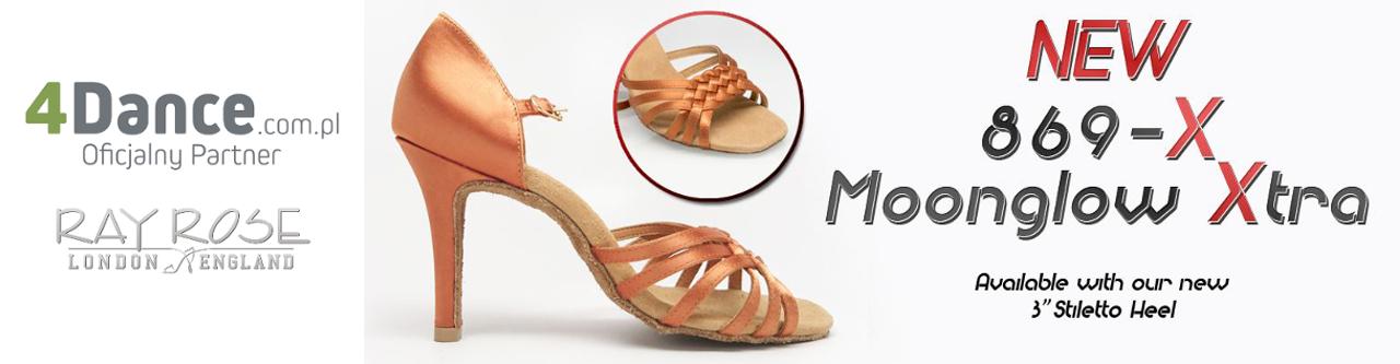 Ray Rose - najlepsze buty do tańca towarzyskiego dla wymagających tancerzy.