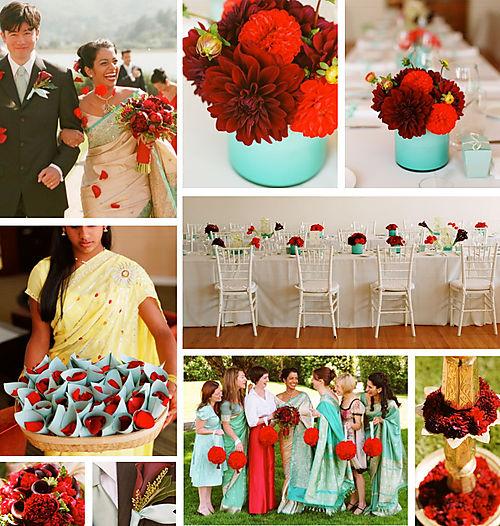 Wedding decorations september 2011 for Wedding themes for september