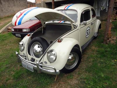 Fusca Herbie a venda_06