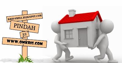 OM Kris Blog ganti Domain menjadi WWW.omkris.COM