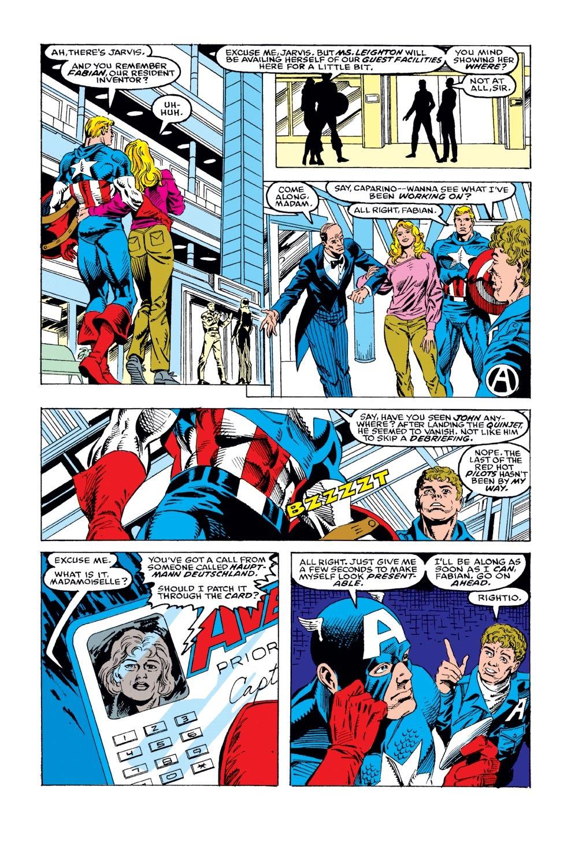 Captain America (1968) Issue #393 #326 - English 16