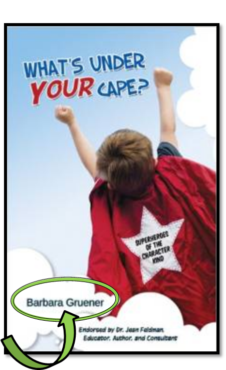 http://www.amazon.com/Whats-Under-Your-Cape-SUPERHEROES/dp/1938326334/ref=sr_1_1?ie=UTF8&qid=1401663148&sr=8-1&keywords=Under+your+cape