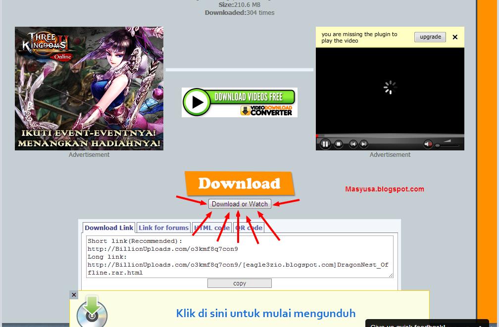 Download Game PC Dragon Nest Offline Dan Cara Mendownload