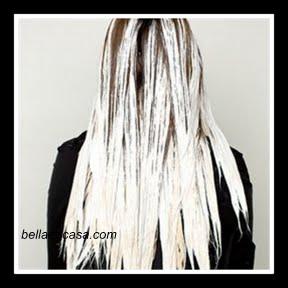 Balayage rubio dorado en el cabello, a mano alzada paso a paso !!
