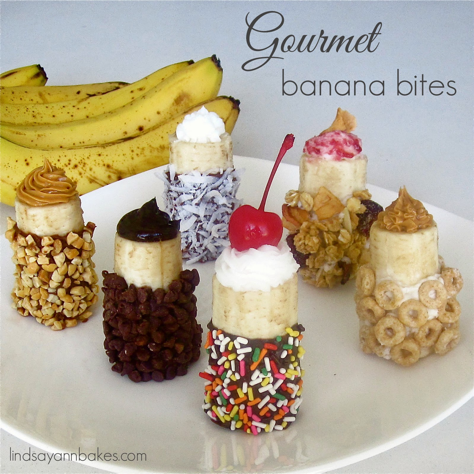 {VIDEO} Gourmet (Chocolate Dipped, Filling Stuffed) Banana ...