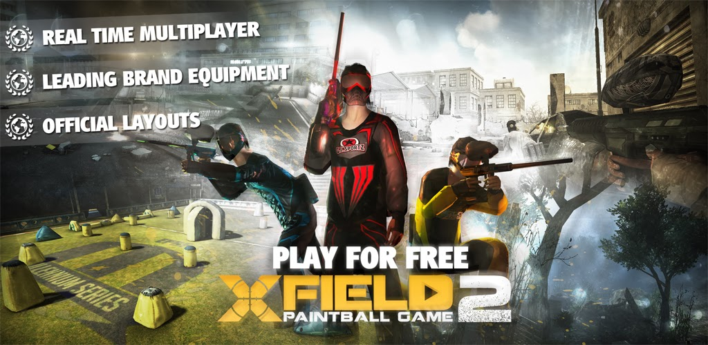XField Paintball 2 Multiplayer Apk v1 + Data Free [Torrent]