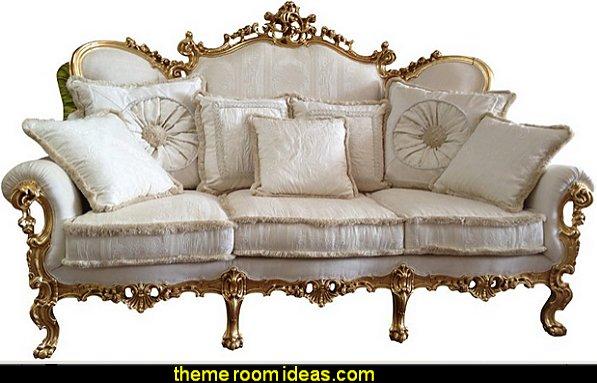 Camas Sofa Mod Caravaggio Luxury Bedroom Designs Marie Antoinette Style Theme Decorating Ideas