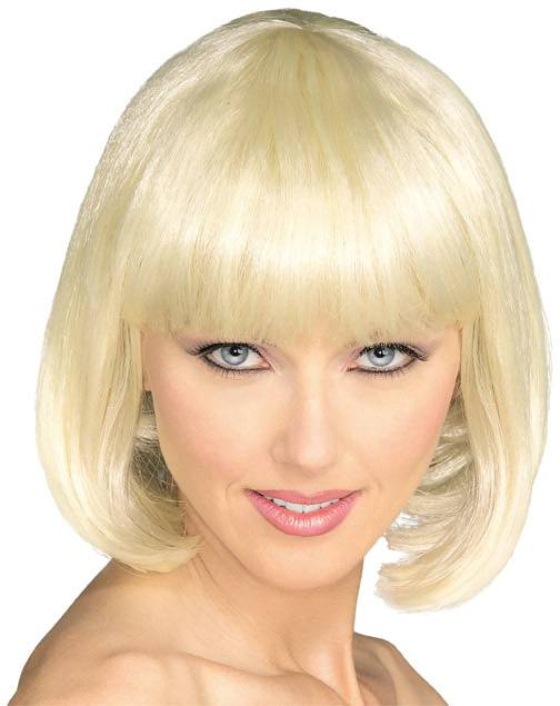 The Latest Hairstyles: blonde wig
