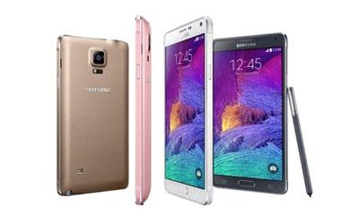 Spesifikasi Handphone Samsung Galaxy Note 4