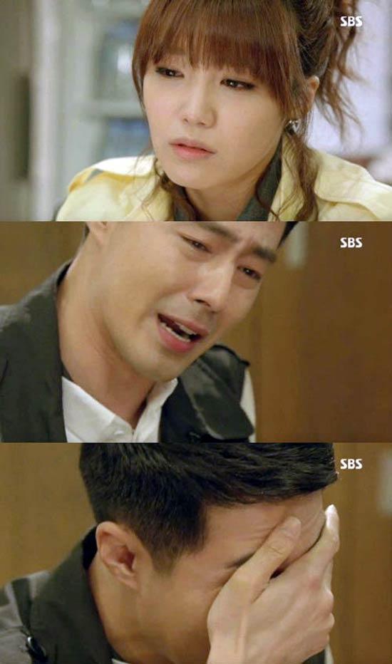 Jo In Sung khóc thảm thiết vì Song Hye Kyo tự tử